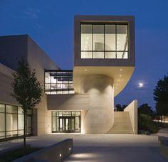 Katzen Arts Center at American University in Washington, DC by EYP Architects