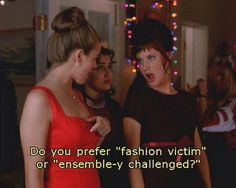 Seven things you never knew about the fashion in Clueless   Dazed