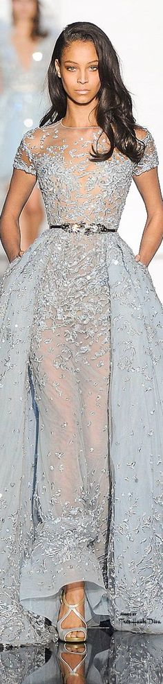 Zuhair Murad Spring 2015 Couture ♔THD♔ by willis1