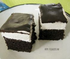 Hungarian Cake, Nutella, Food And Drink, Sweets, Cookies, Baking, Foods, Cooking Recipes, Kuchen