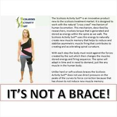 """Great new treatments happening for #scoliosis .... Taken from this mornings post on the #TreatingScoliosis FB page. ------------------------------------ """" 90% Success Rate in 1 Year Study of Progressive Scoliosis Patients Using NewScoliosis Activity Suit!  Request a free info kit and set up a free phone consult with aScolismart Clinicsdoctor to see if your a candidate for """"the suit""""! @www.TreatingScoliosis.com """" ------------------------------------ #scoliosisawareness #scoliosisunited…"""