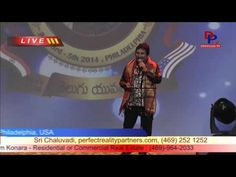 "Singer/ Music Director Mano singing ""Vivah Bhojanambu"" at ATA Convention 2014 Like us on facebook http://www.facebook.com/desiplazatv Follow us on Twitter ht..."