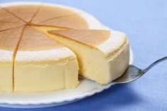 "Continue to be captivated all over the world. Concise ""New York Style Cheesecake"" Recipe Decision Version Japanese Cheesecake Recipes, Cake Recept, Fromage Cheese, Cakes Plus, Homemade Sweets, Asian Desserts, Cafe Food, Sweet Cakes, Sweets Recipes"