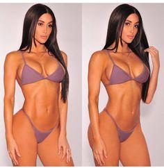 Because bikini season is year-round in the MIA @hotmiamistyles @robangel_ @cezr