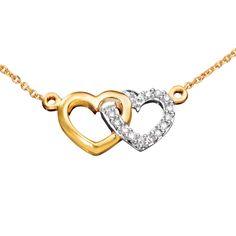 Diamanthalsband i 18K guld - Guldfynd 8e0afaeb02cbb