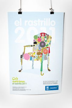 EL Rastrillo 2011 poster.