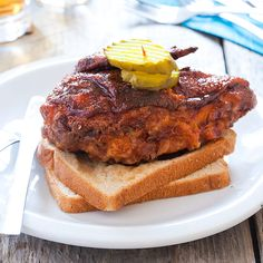 Hot Fried Chicken might have had a scandalous start 60+ years ago, but everyone in Nashville still seems to crave its fiery flavor. (And so do we!)