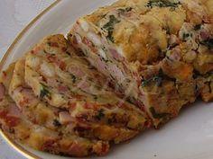 Veľkonočná plnka II - obrázek Easter Recipes, Quiche, Mashed Potatoes, Appetizers, Cooking Recipes, Snacks, Meals, Chicken, Breakfast