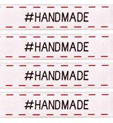 woven labels handmade