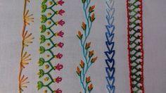 Basit ve birçok süslemede kullanabileceğiniz çok güzel el nakışı desenleri yapılışı hazırladık. Bedava nakış desenlerini videodan takip ederek yapabilirsin