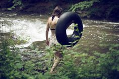 Swimming Holes in Upstate New York by Laura Dart | Kinfolk