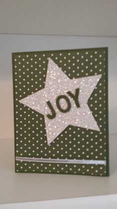 Christmas Star www.lakeviewstamping.stampinup.net