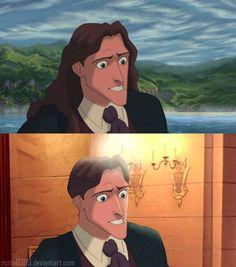 Disney Au, Tarzan, Equestria Girls, Disney Characters, Fictional Characters, Mlp, Cool Stuff, Disney Princess, Anime