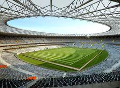 """Estádios Pelo Mundo.: #42 Estádio Magalhães Pinto """"Mineirão"""" [BRASIL]"""