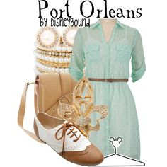 Port Orleans by lalakay, via Polyvore