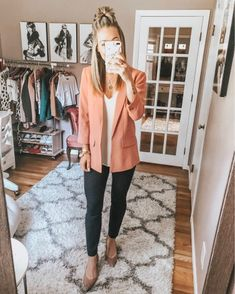 99 Fashionable Office Outfits and Work Attire for Women to Look Chic and Stylish – Lifestyle Scoops Casual Teacher Outfit, Cute Teacher Outfits, Teaching Outfits, Casual Work Outfits, Business Casual Outfits, Outfit Office, Outfit Work, Cute Teacher Clothes, Professional Teacher Outfits