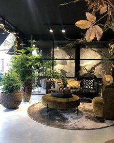 awesome tree interior design ideas to apply asap 2 Small Apartment Decorating, Interior Decorating, Interior Design, Decorating Ideas, Coffee Table Design, Luxury Hotel Design, Tree Interior, Ottoman, Urban Loft