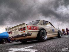KPGC10 Skyline GT-R hakosuka