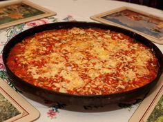 Crazy Crust Pizza Recipe - Foods