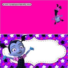 molds and labels Disney Junior Vampirin Nick Jr Birthday, 3rd Birthday Parties, Birthday Fun, Birthday Ideas, Disney Junior, Birthday Invitation Templates, Birthday Party Invitations, Diwali Greeting Cards Images, Vampire Party