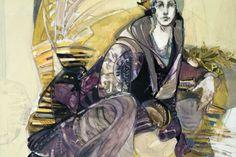 Carla O'Connor Art — Watercolor and Gouache Artist