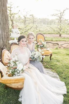 Apple Orchard Wedding Inspiration in Connecticut | Simply K Studios | 5th Avenue Weddings | Reverie Gallery Wedding Blog