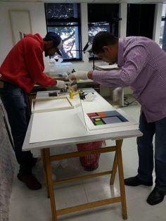 Hoje a Capricho Molduras fez as molduras dos estudos de Luiz Sacilotto que serão expostos aqui no Instituto De Arte Contemporânea. A exposição Sacilotto em Ressonância abre dia 30 de Agosto.  O IAC fica localizado dentro do prédio do Centro Universitário Belas Artes de São Paulo e a entrada é gratuita!