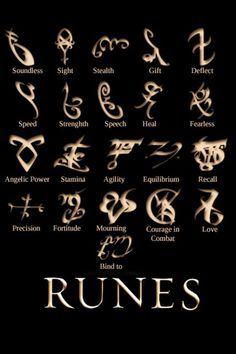 Runes tattoos