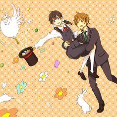 Dera & Kitashirakawa Tamako & Ooji Mochizou from Tamako market Chica Anime Manga, Anime Art, Tamako Market, Tamako Love Story, Kyoto Animation, Japanese Anime Series, Anime Love Couple, Manga Love, Manga Games