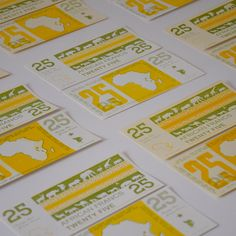 African Bank Note Redesign by Samuel Harpin