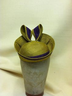 lily front view-Millinery by Denise Wallace-Spriggs