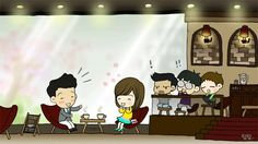 Rooftop prince date