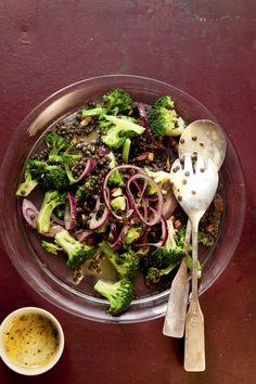 Honey-Mustard Broccoli Salad