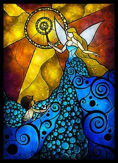 The Blue Fairy-Mandy Manzano