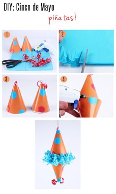 #DIY piñata!