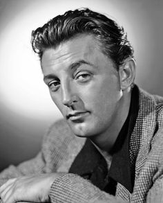 Robert Mitchum (August 6, 1917 – July 1, 1997) American film actor