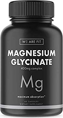 Magnesium Glycinate 400 mg Elemental Complex DV High Absorption Bioavailable Supplement to Support Magnesium Levels, Muscle Relaxation, Vegan & Non-GMO, 60 Veggie Caps Supplements For Diabetes, Sleep Supplements, Magnesium Supplements, Magnesium Glycinate Benefits, Magnesium Benefits, Best Magnesium, Muscle And Nerve, Massage Machine, Leg Cramps
