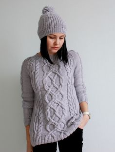 Knit & Style Diary: Silver