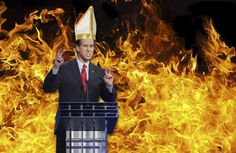 Yep: Rick Santorum plans to run for president. -- All aboard the crazy train! Toot toot!