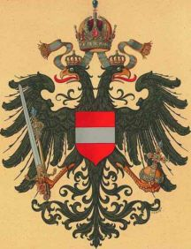 Empire of Austria-Hungary, Small Coat of Arms of the Austrian Countries, Hugo Gerhard Ströhl! Visit Austria, Austria Travel, Old Portraits, Holy Roman Empire, Religious Paintings, Heart Of Europe, Austro Hungarian, Emblem, The Beautiful Country