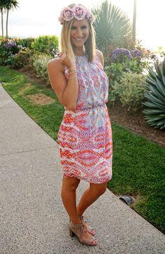 Stitch Fix London Times Annett Dress - beautiful boho feel!