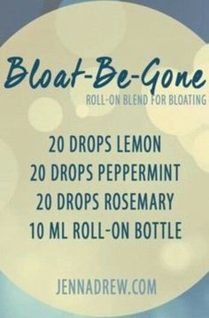 Bloat be gone roller
