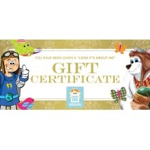 Personalized Children's Book GC code  USD 37.99