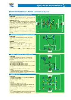 Ejercicios de entrenamiento técnico - FIFA COACHING Football Coaching Drills, Soccer Drills, Fifa, Football Tactics, Soccer Training, Football Stuff, Sport, Creative Ideas, Booty