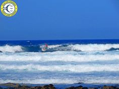 usual surfing day :) spot: Banderas