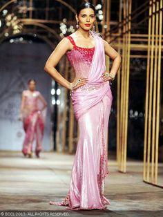 Tarun Tahiliani http://www.taruntahiliani.com/index.html @ Aamby Valley India Bridal Fashion Week (Dec) 2013