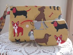 Check out this item in my Etsy shop https://www.etsy.com/listing/491901937/dogs-wristlet-case-purse-clutch-iphone