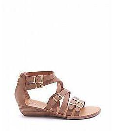 Kelsi Dagger Brooklyn Arlington Gladiator Sandal - Almond  #Galdiator #Almond #KelsiDagger #Sandal