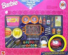 Barbie Picnic Fun Set by Mattel