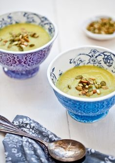 Dr. Weil's Curried Cauliflower Soup